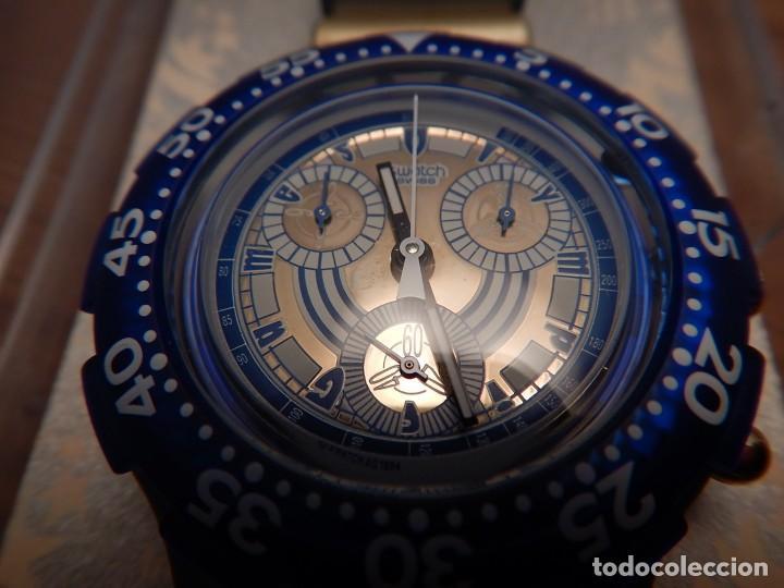 Relojes - Swatch: Swatch aquachrono - Foto 3 - 193309197