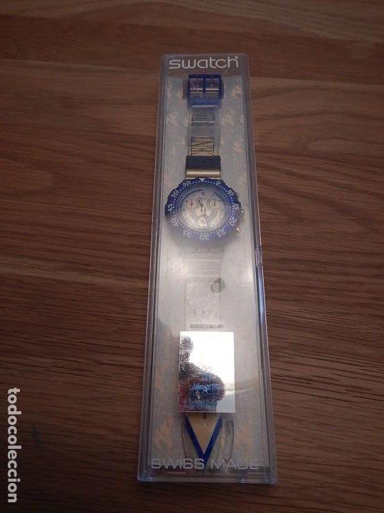 Relojes - Swatch: Swatch aquachrono - Foto 5 - 193309197