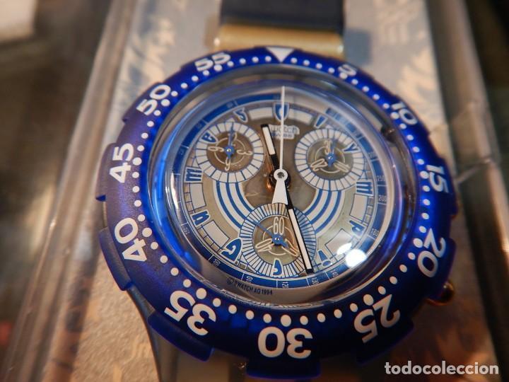 Relojes - Swatch: Swatch aquachrono - Foto 7 - 193309197