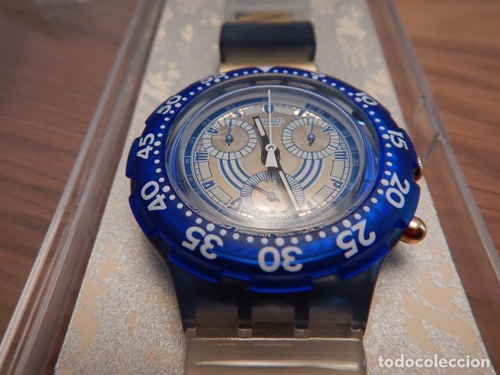 SWATCH AQUACHRONO (Relojes - Relojes Actuales - Swatch)