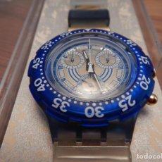 Relojes - Swatch: SWATCH AQUACHRONO. Lote 193309197