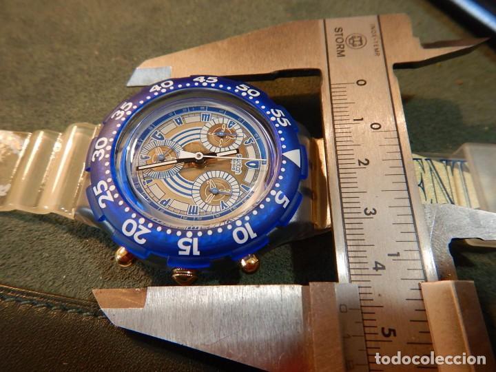 Relojes - Swatch: Swatch aquachrono - Foto 8 - 193309197