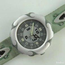 Relojes - Swatch: RELOJ MARCA FLIK FLAK SWISS, DE SWATCH, 2004, QUARZ. PARA CADETES.. Lote 193426298