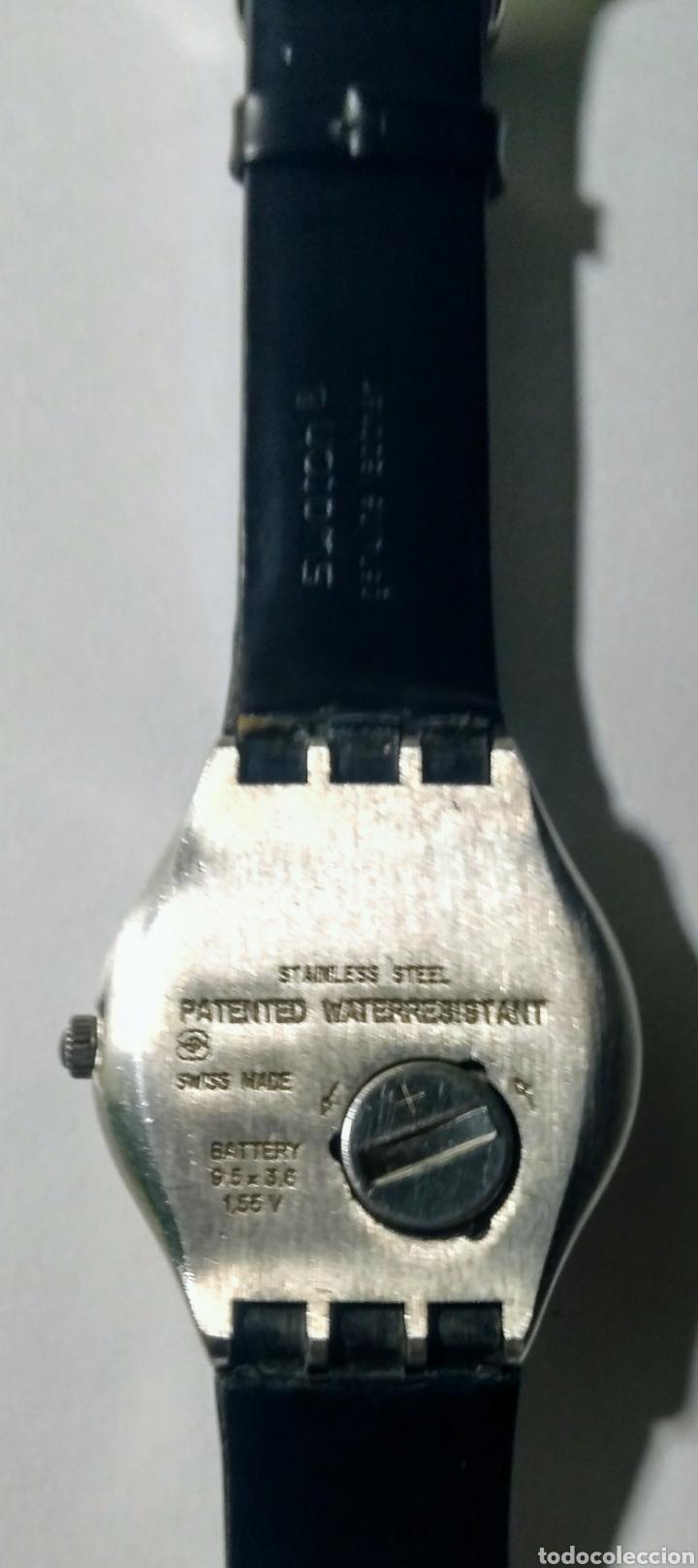 Relojes - Swatch: Reloj Swatch Irony Ag 1998. - Foto 4 - 193864077