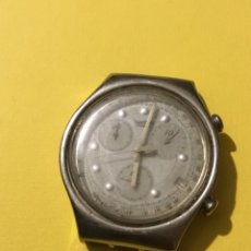 Relojes - Swatch: ANTIGUO RELOJ SWATCH ESPECTACULAR NO FUNCIONA . Lote 194098113