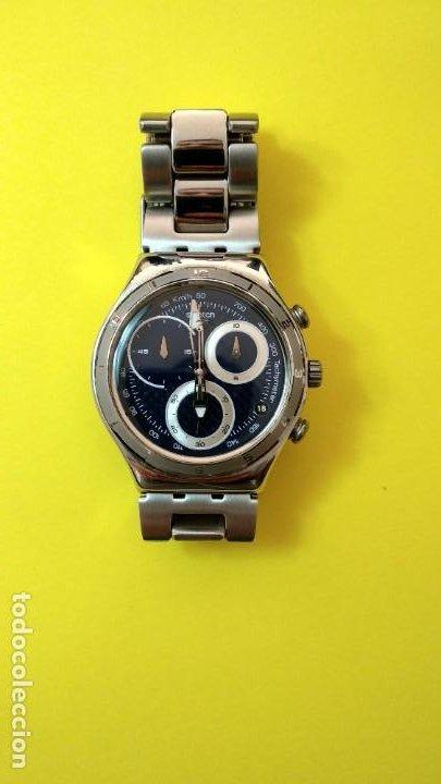 Relojes - Swatch: SWATCH IRONY SCUBA 200 CHRONO - Foto 2 - 194782912