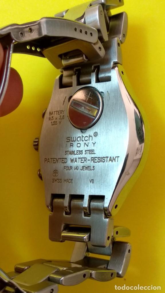Relojes - Swatch: SWATCH IRONY SCUBA 200 CHRONO - Foto 6 - 194782912