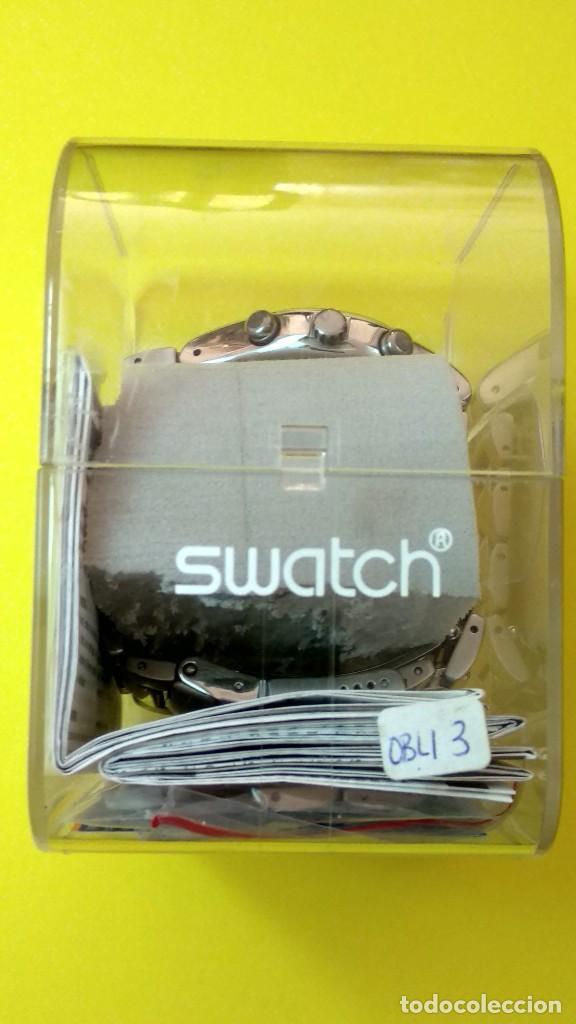 Relojes - Swatch: SWATCH IRONY SCUBA 200 CHRONO - Foto 12 - 194782912