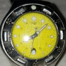 Relojes - Swatch: AUTENTICO RELOJ PARA CABALLERO, MARCA SWATCH, SELLADO SWISS MADE. Lote 196112937