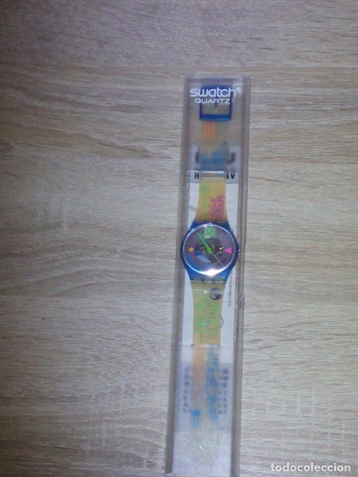 RELOJ SWATCH TECNOLOGIA SE-2826 DE SUIZA (Relojes - Relojes Actuales - Swatch)