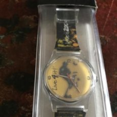 Relojes - Swatch: RELOJ TIPO SWATCH CONMEMORATIVO UEFA EURO 2004. PORTUGAL. LICENCIA OFICIAL. SIN ESTRENAR. Lote 197899825