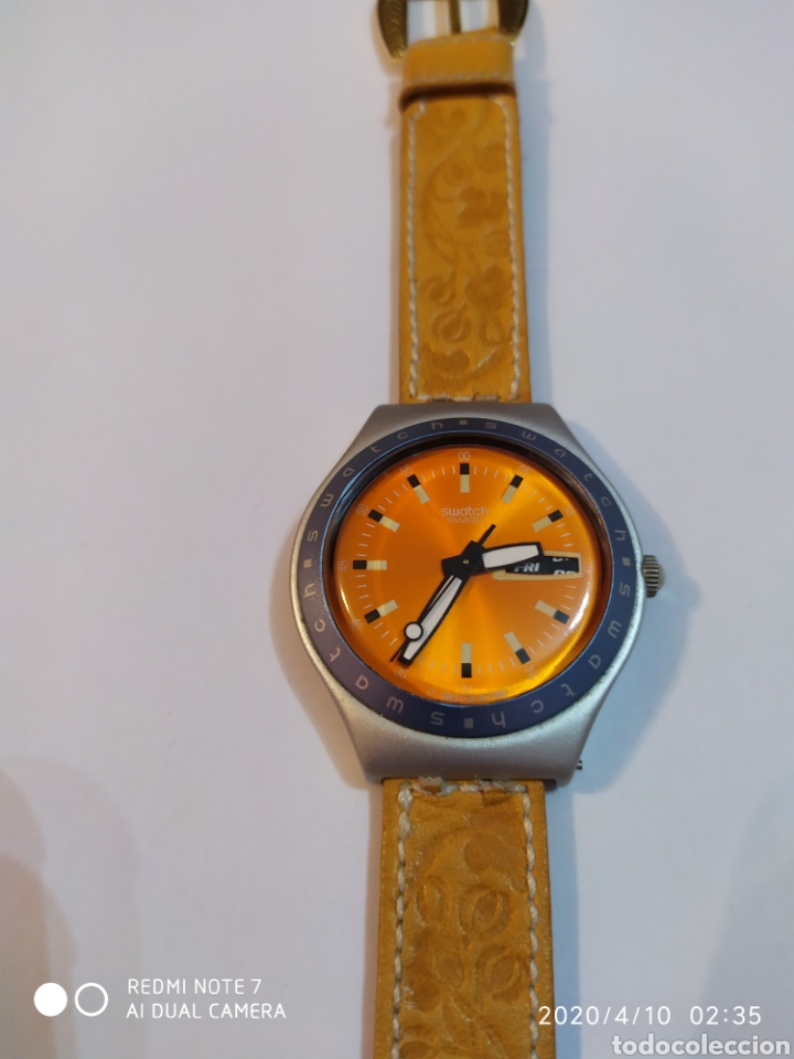 Relojes - Swatch: RELOJ SWATCH IRONY ALUMINIUM, VER - Foto 4 - 199783718