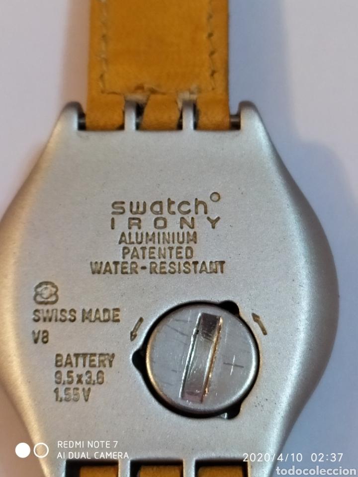 Relojes - Swatch: RELOJ SWATCH IRONY ALUMINIUM, VER - Foto 5 - 199783718