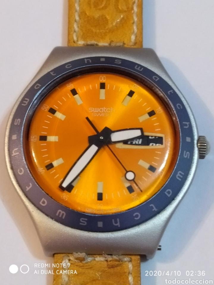 Relojes - Swatch: RELOJ SWATCH IRONY ALUMINIUM, VER - Foto 8 - 199783718