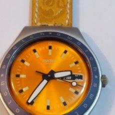 Relojes - Swatch: RELOJ SWATCH IRONY ALUMINIUM, VER. Lote 199783718