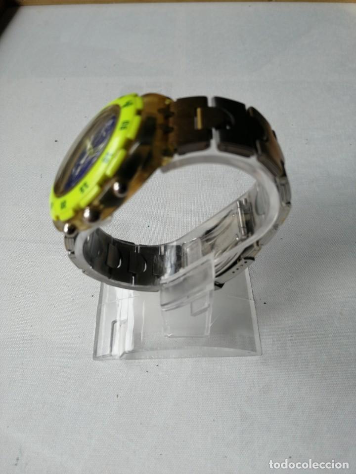 Relojes - Swatch: RARO RELOJ DE PULSERA SWATCH .QUARTZ. - Foto 2 - 202636161