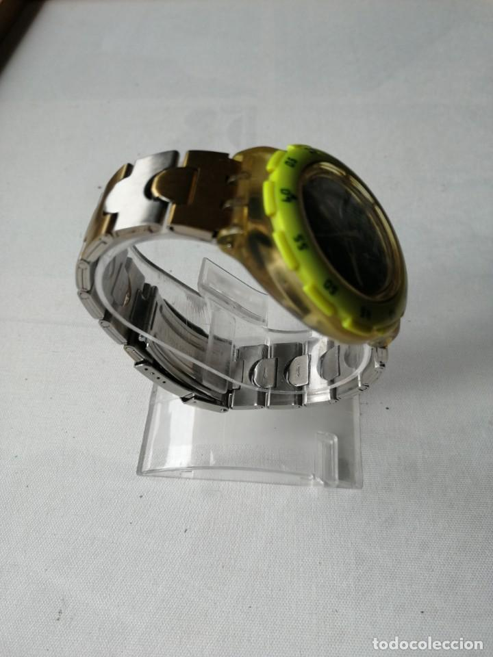 Relojes - Swatch: RARO RELOJ DE PULSERA SWATCH .QUARTZ. - Foto 4 - 202636161