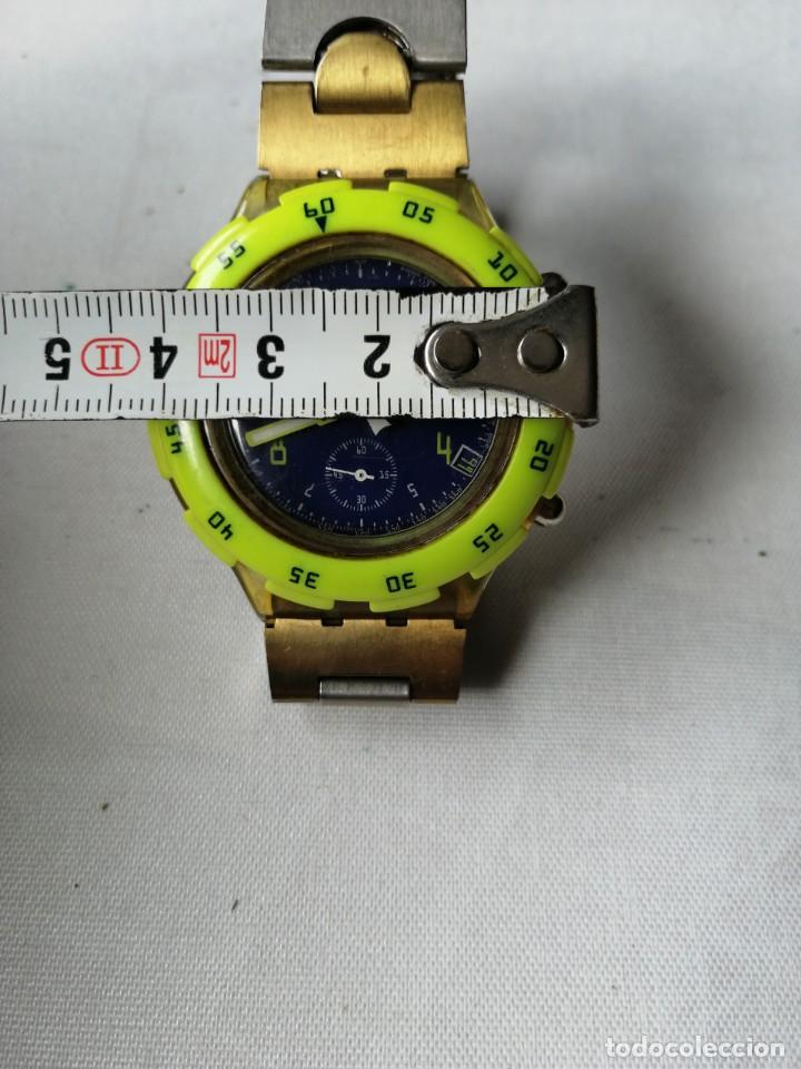 Relojes - Swatch: RARO RELOJ DE PULSERA SWATCH .QUARTZ. - Foto 5 - 202636161