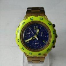 Relojes - Swatch: RARO RELOJ DE PULSERA SWATCH .QUARTZ.. Lote 202636161