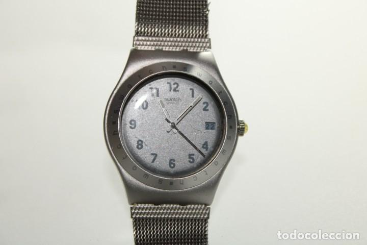 RELOJ SWATCH SWISS STAINLESS STEEL (Relojes - Relojes Actuales - Swatch)