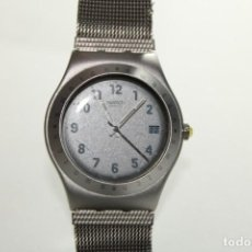 Relojes - Swatch: RELOJ SWATCH SWISS STAINLESS STEEL. Lote 205198877