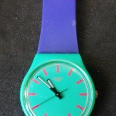 Relojes - Swatch: RELOJ SWATCH SWISS UNISEX PILA. Lote 205669037