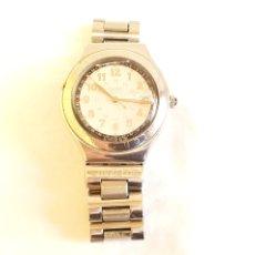 Relojes - Swatch: RELOJ SWATCH CUARZO .MIDE 35MM DIAMETRO SIN CONTAR LA CORONA. Lote 206127262