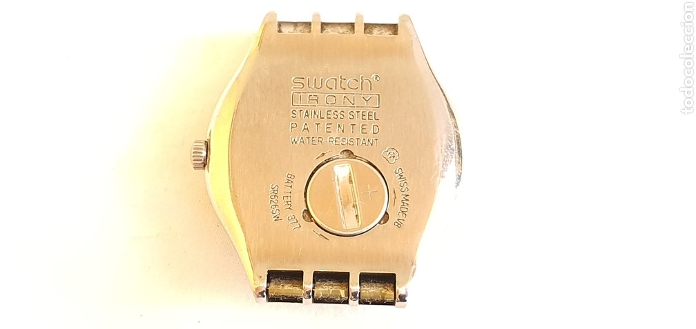 Relojes - Swatch: RELOJ SWATCH CUARZO . MIDE 35MM DIAMETRO - Foto 2 - 206127488