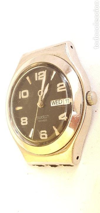 Relojes - Swatch: RELOJ SWATCH CUARZO . MIDE 35MM DIAMETRO - Foto 3 - 206127488