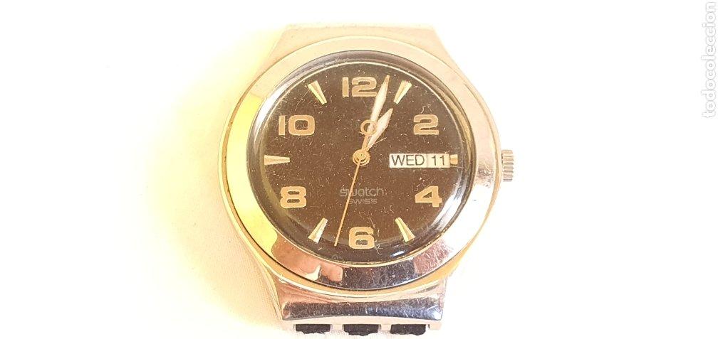 RELOJ SWATCH CUARZO . MIDE 35MM DIAMETRO (Relojes - Relojes Actuales - Swatch)
