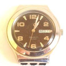 Relojes - Swatch: RELOJ SWATCH CUARZO . MIDE 35MM DIAMETRO. Lote 206127488