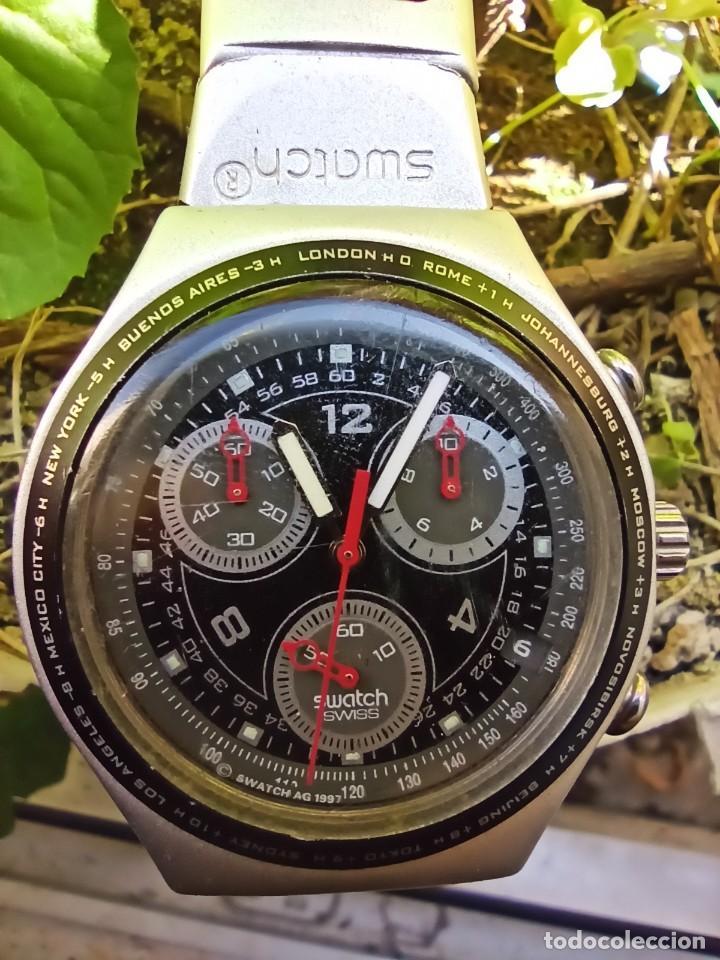 SWATCH IRONY ALUMINIUM (Relojes - Relojes Actuales - Swatch)
