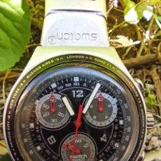 Relojes - Swatch: SWATCH IRONY ALUMINIUM. Lote 207113782