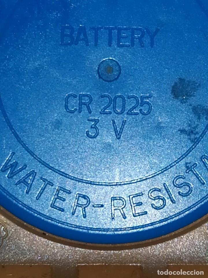 Relojes - Swatch: RELOJ SWATCH SWISS BLUE OXYGEN? CR 2025 3 V AG 2004 ÚNICO? - Foto 9 - 207344331