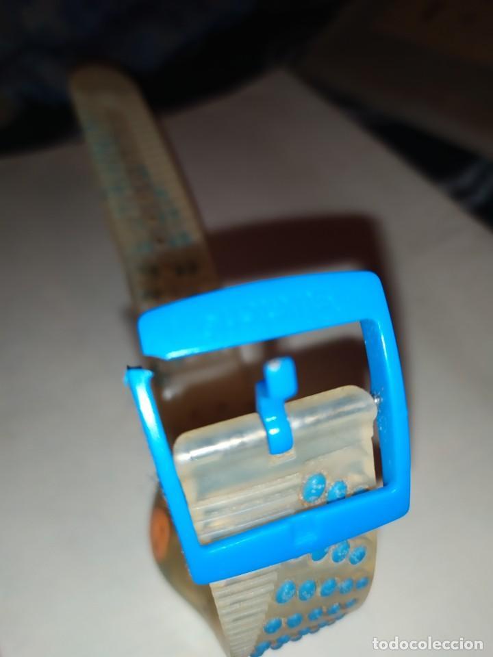 Relojes - Swatch: RELOJ SWATCH SWISS BLUE OXYGEN? CR 2025 3 V AG 2004 ÚNICO? - Foto 18 - 207344331