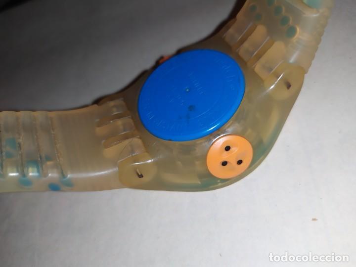 Relojes - Swatch: RELOJ SWATCH SWISS BLUE OXYGEN? CR 2025 3 V AG 2004 ÚNICO? - Foto 22 - 207344331