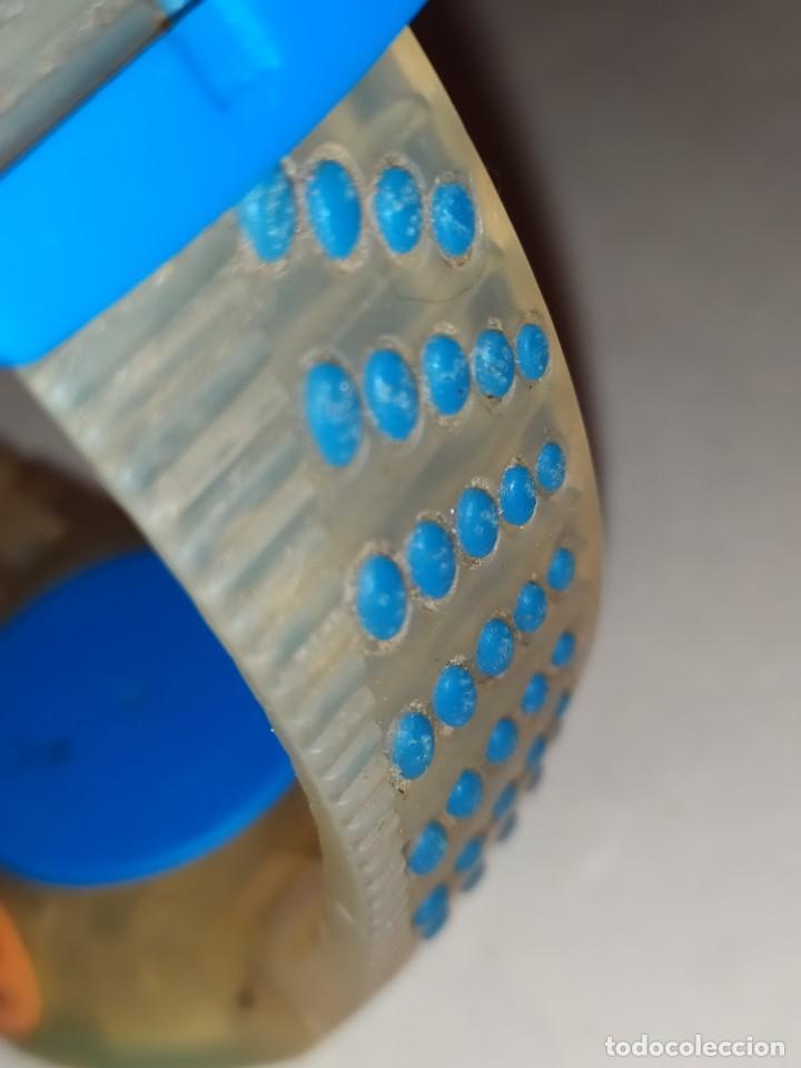 Relojes - Swatch: RELOJ SWATCH SWISS BLUE OXYGEN? CR 2025 3 V AG 2004 ÚNICO? - Foto 28 - 207344331