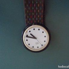 Relojes - Swatch: RELOJ SWATCH COLECCIONISMO. MODELO POP. DIAMETRO 4,5 CMS.. Lote 209956627