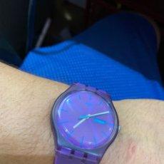 Relojes - Swatch: RELOJ SWATCH COLECCION. EXCELENTE ESTADO ESFERA GRANDE - VER FOTOS. Lote 211663221