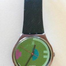 Relojes - Swatch: RELOJ DE PULSERA SWATCH SUIZA VINTAGE 1989. Lote 212101125