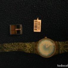 Relojes - Swatch: RELOJ SWATCH MODELO CORAL NEGRO EXCLUSIVO CUNA AÑO 2000 MUY RARO !!!. Lote 212148366