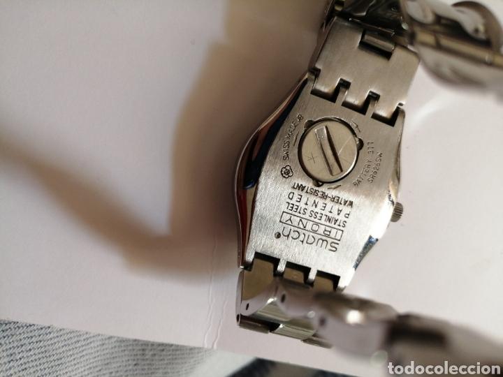 Relojes - Swatch: Reloj swatch irony, Swiss made V8. Hay que cambiar pila - Foto 3 - 212713817