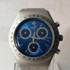 Relojes - Swatch: RELOJ DE PULSERA SWATCH IRONY ALUMINIUM.. Lote 214852361