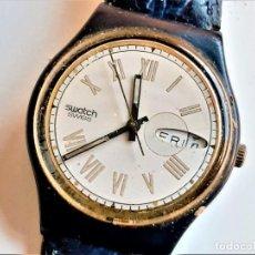 Orologi - Swatch: RELOJ SWATCH CALENDARIO - CAJA DE 33.MM DIAMETRO. Lote 215031232