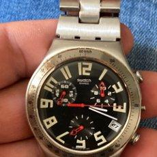Relojes - Swatch: RELOJ SWATCH CRONÓGRAFO. VER FOTOS. Lote 215831172