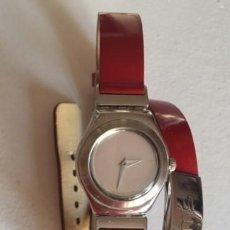 Relojes - Swatch: RELOJ SWATCH, DOBLE PULSERA, VINTAGE. Lote 216614028