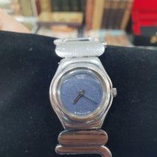 Relojes - Swatch: BONITO RELOJ MUJER SWATCH IRONY. A REVISAR .. Lote 217020385