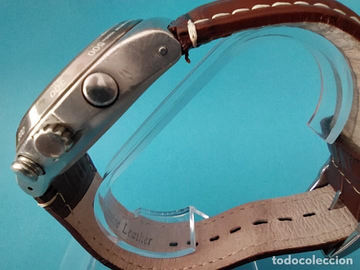 Relojes - Swatch: SWATCH CHRONOGRAPH IRONY VINTAGE CAJA EN UNA SOLA PIEZA EN ALUMINIO GRANDE - Foto 3 - 217209777