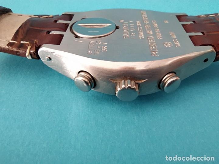 Relojes - Swatch: SWATCH CHRONOGRAPH IRONY VINTAGE CAJA EN UNA SOLA PIEZA EN ALUMINIO GRANDE - Foto 17 - 217209777