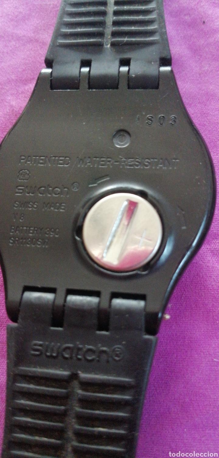 Relojes - Swatch: PAREJA DE RELOJES MARCA VICEROY Y SWATCH DE CABALLERO - Foto 6 - 218199203